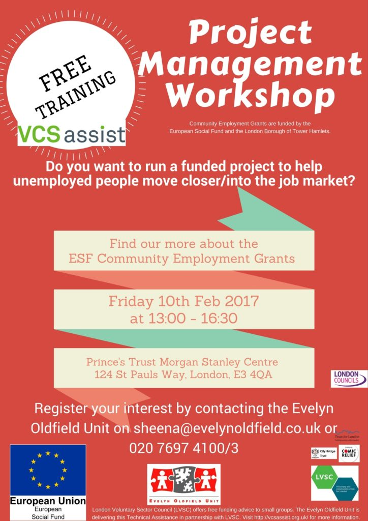 Free Project Management Workshop - Friday 10th February